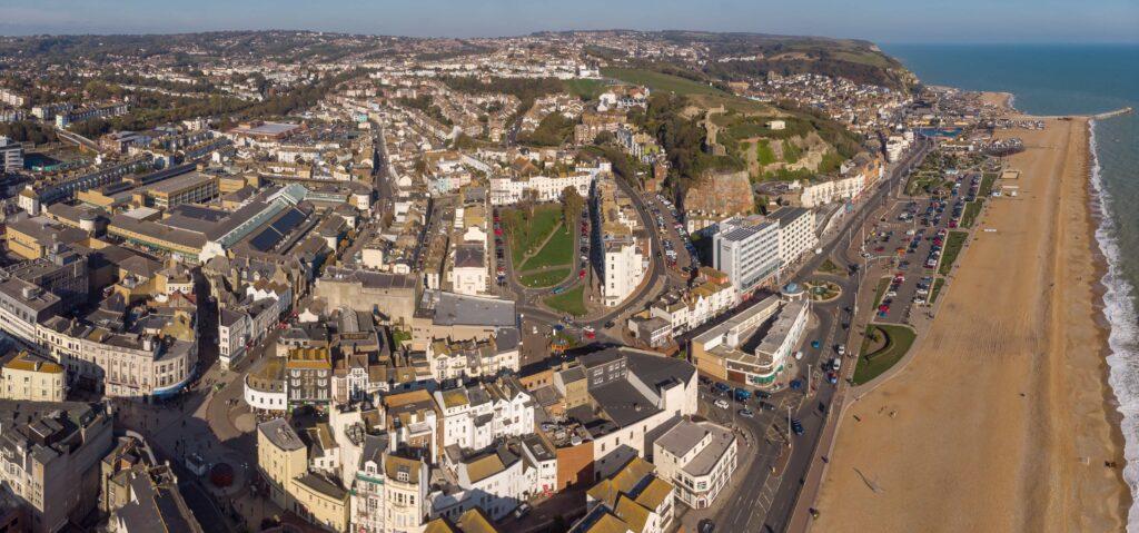 Hastings town. uk