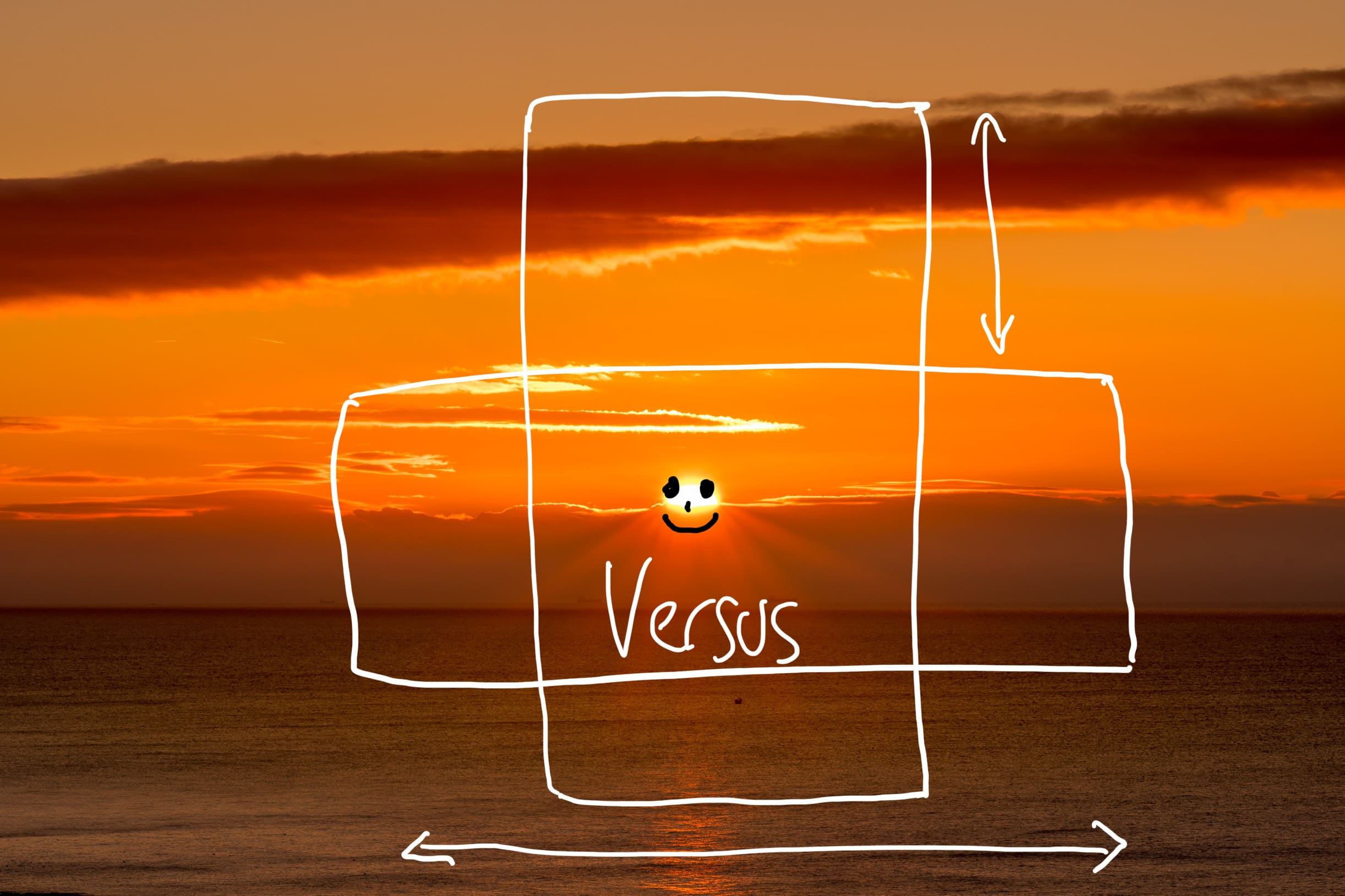 Horizontal vs Vertical Photographs – Which is Best