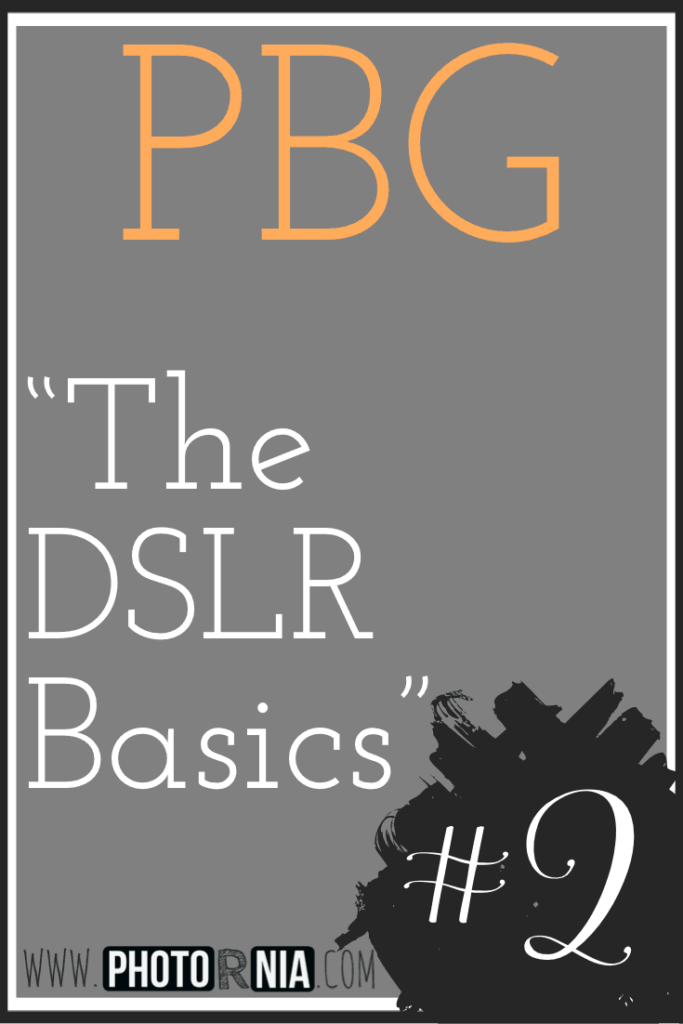 In this second post of our series, we are talking largely about the DSLR and its basics, advantages of both full-frame and crop sensor cameras, etc.