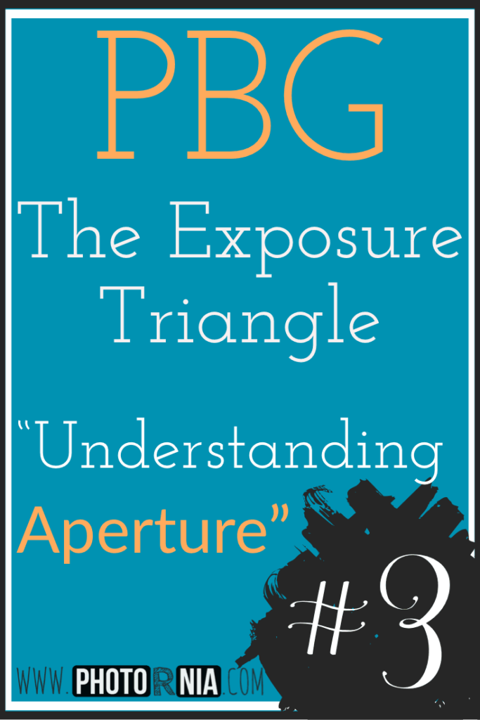 Understanding aperture is the first post of the exposure triangle and the third one from our PBG series. Aperture play one of the most important role in photography. Do you want to read more about aperture?