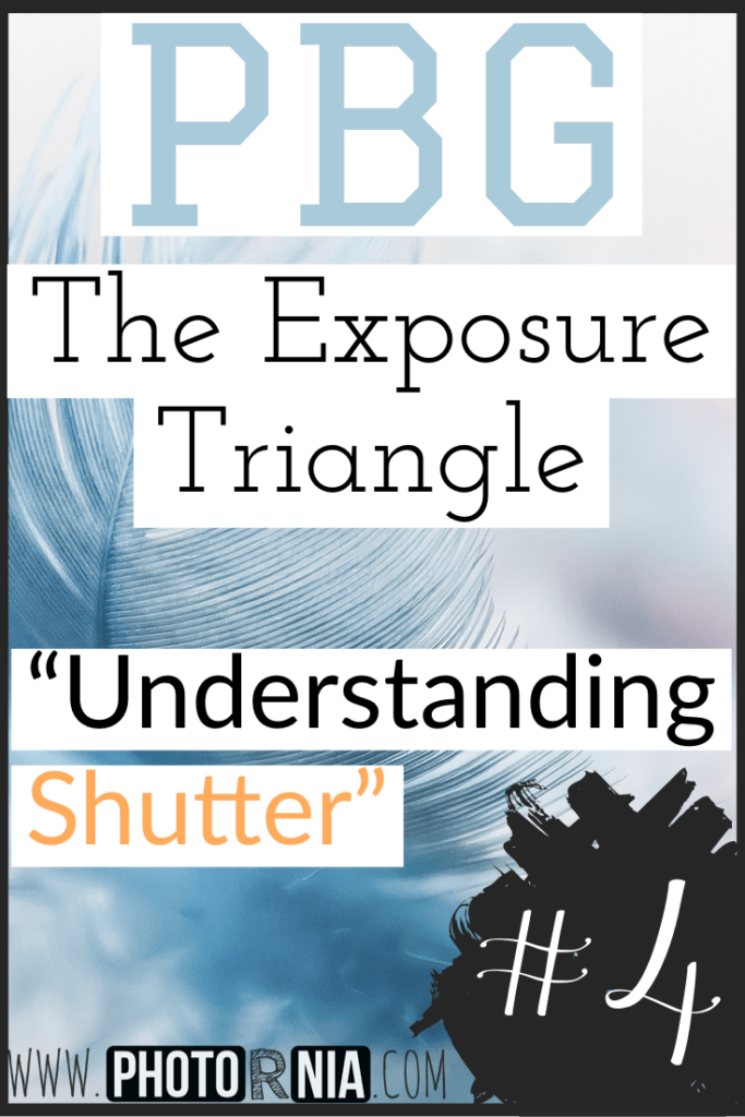 In this post I will try to explain what is the shutter and shutter speed and the importance part of the triangle exposure. If you want to read more about the shutter speed you can do it with us.