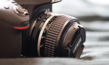 Nikon Nikkor 50mm f1.2 manual focus REVIEW