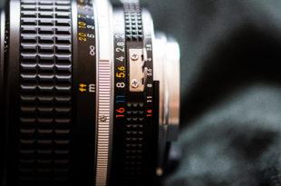 Nikon Nikkor 50mm f1.2 manual focus lens