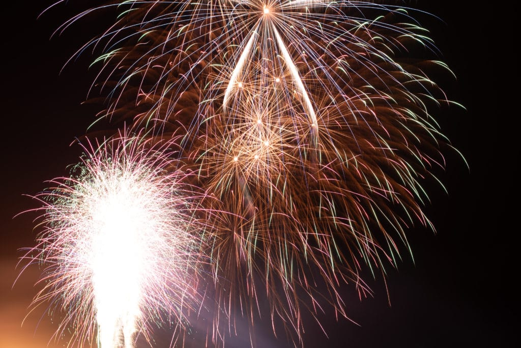 How to Photograph Fireworks with your DSLR